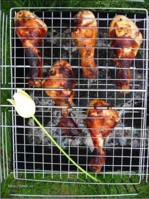 grilovanej tulipan