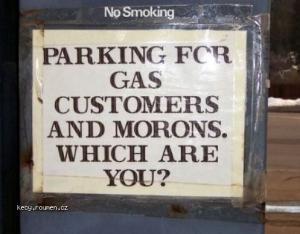 Gas Customers