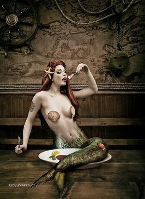 kousek ryby