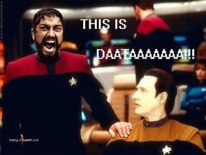 This is Daataaaaaaa