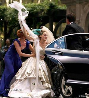 nepovedena svatba