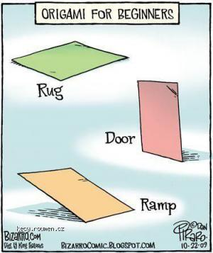 Origami pre zaciatocnikov