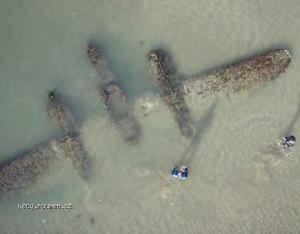 schovany na plazi