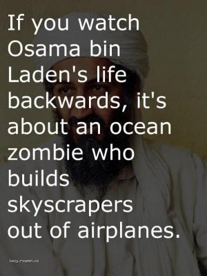 Osama Backwards