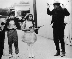 Z historie Bonnie and Clyde