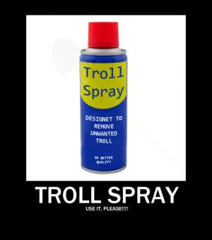 WD troll