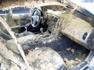 Corvette ZR1 after tornado 4