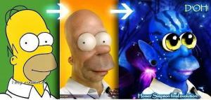 Homer final evolution