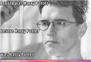 before harry potter