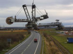 RWE Bagger 288