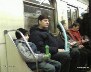 v metru 2