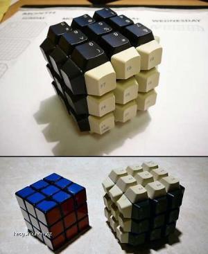 inovovana rubikova kocka