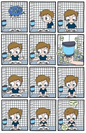 soap flush