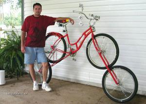 waynes bikeA
