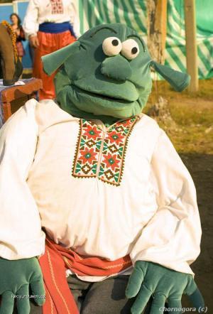 ruskej Shrek