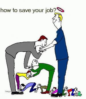 save your job