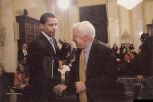 Obama Ja ti dam takovou ranu