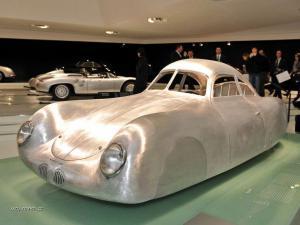 Z historie Porsche