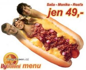 New Hot dog
