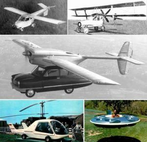 Z historie mix letajicich stroju