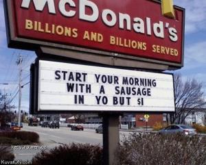 way to wake up
