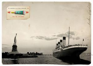 titanic doplul