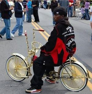 hip hop bike