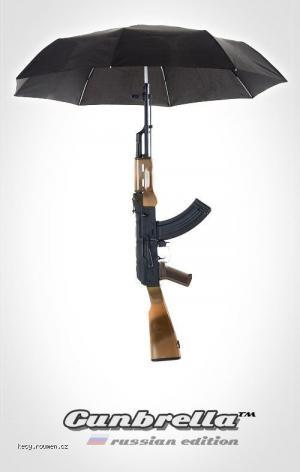 Gunbrella Russian Edition