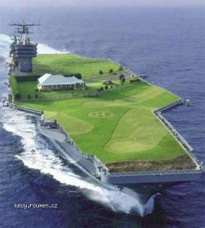 golfship
