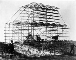 Z minulosti letadlo