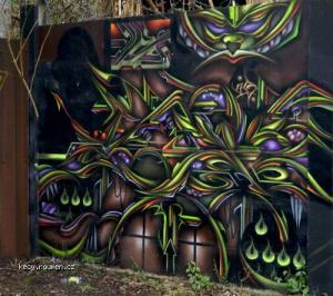 Grafitty 16
