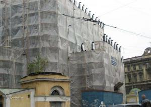 cerna prace na stavbe