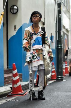 Weird Japanese Fashion