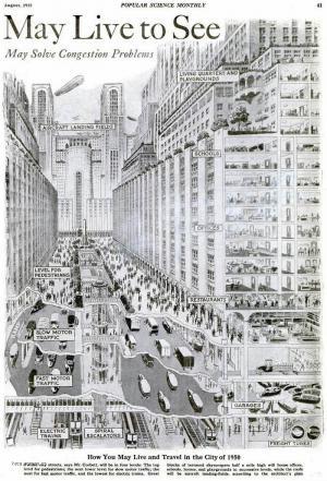 amerika v roce 1950 z roku 1925