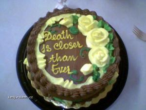 navrh na dort pro Roumena