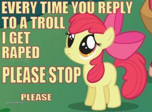 Don 27t feed troll