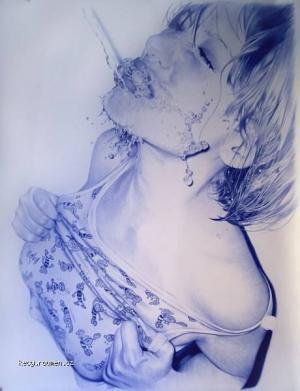 Amazing Realistic Pen Art3