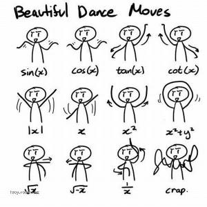 math dancer