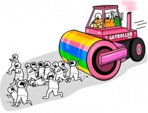 X X Gayroller