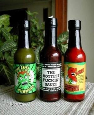 hottest sauce