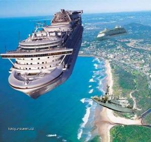 letajici lode