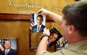 Guantanamo Vymena strazi