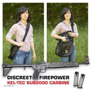 discreet firepower