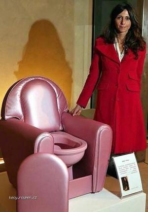 bizarre chair