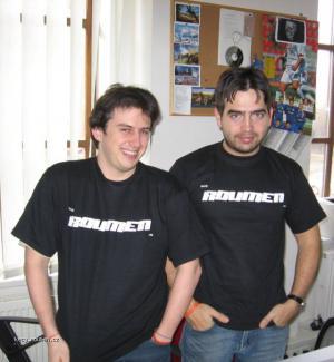 Bratri v triku