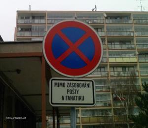 fanatici muzou zastavit