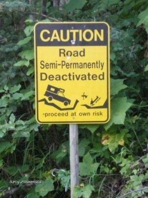 road semi