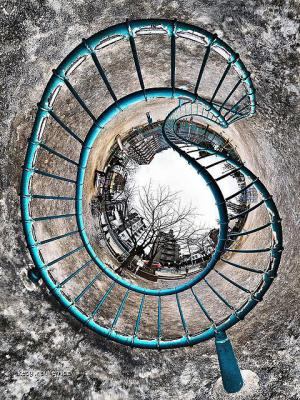 A Beautiful Examples of Stereographic Projection3