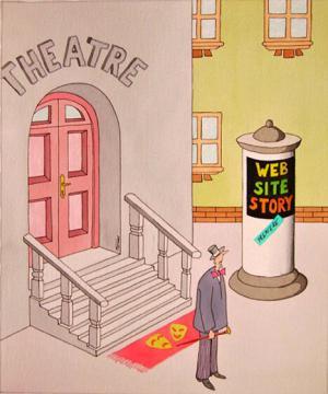 Jak se nazývá divadelní hra WSS?