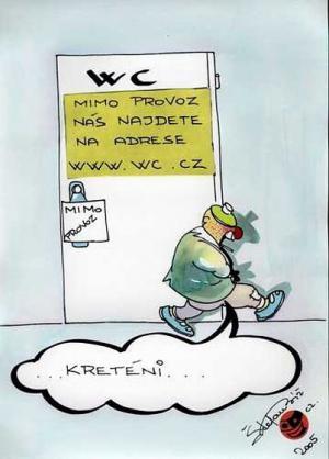 WC internetová adresa www.wc.cz